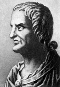 The poet Juvenal,