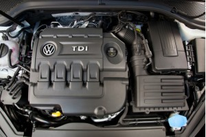 The VW TDI engine.  It looks the same, but it's a precisely engineer marvel.
